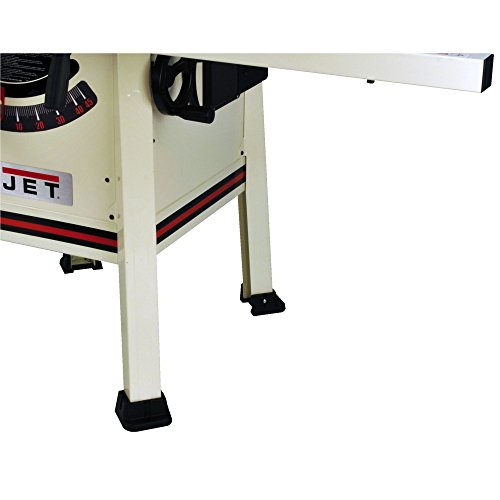 Jet 708493k jps 10ts 10 inch proshop tablesaw with 52 for 52 table saw fence