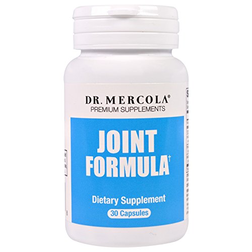 Dr. Mercola, Premium Supplements, Joint Formula, 30 Capsules - 2pc (Chondroitin 30 Capsules)
