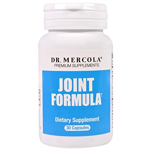 Chondroitin 30 Capsules (Dr. Mercola, Premium Supplements, Joint Formula, 30 Capsules - 2pc)