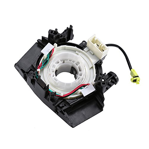 Price comparison product image Airbag Spiral Cable Clock Spring Squib Ring Coil For Nissan Navara Pathfinder 05-13 25567-EB301