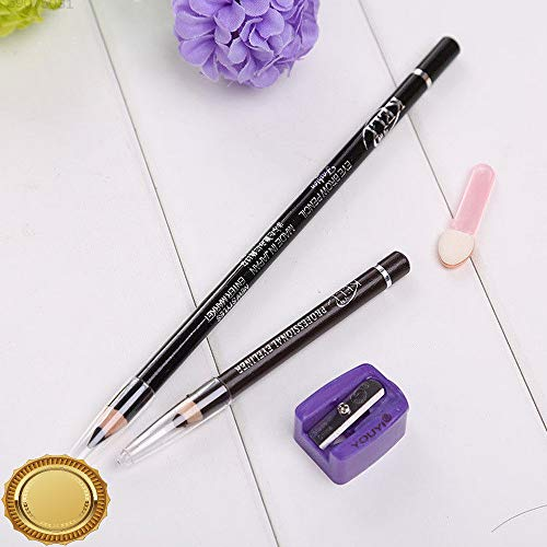 Gatton 6D25 4pcs/set Eyes Makeup Tool Eye Comestic Eyeshadow Stick Cosmetic Women Ladie | Style - Makeup Case Bratz