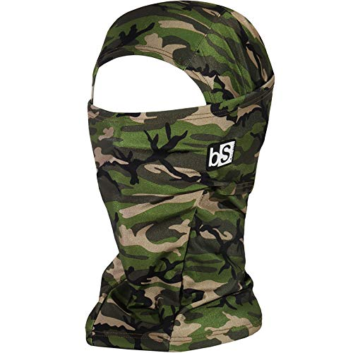 Blackstrap Balaclava Hood from BLACKSTRAP