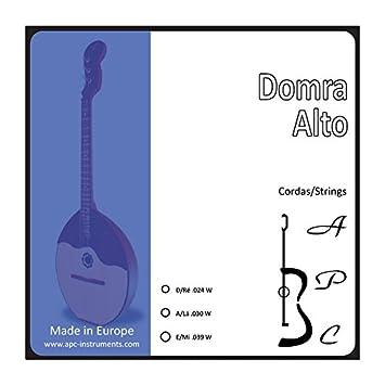 APC CORDOM A - Cuerdas para Instrumento: Domra Alto: Amazon.es: Instrumentos musicales