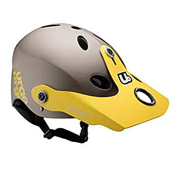 Urge All-in Casco Mixto, All-In, Gris/Amarillo