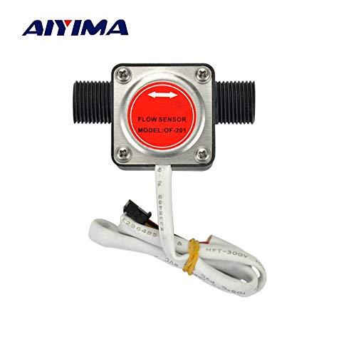 Flow Meters | 1pcs G1/2 Oval Gear Flowmeter Oil Flow Sensor Hall Flow Meter Water Liquid Gear Flow Sensor Flow Meter Counter | by - Meter Coriolis Flow
