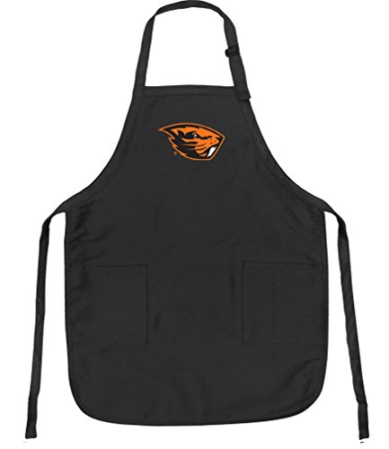 Oregon State University Aprons NCAA Oregon State Apron w/ Pockets (University Oregon Beavers Grill State)