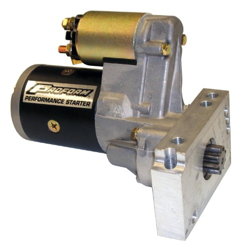 Proform 66256 Black Powdercoated High-Torque Starter