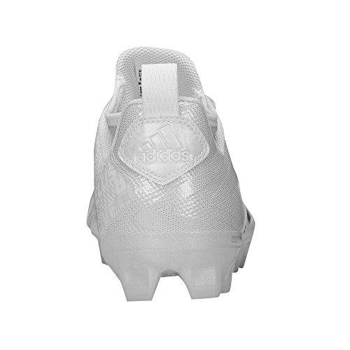 Adidas Mens Crazyquick 2.0 Bianco / Platino / Bianco