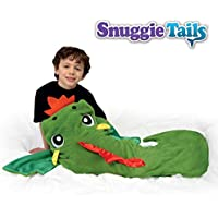 Snuggie Tails Comfy Cozy Super Soft Warm Dragon for Kids...