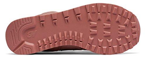 (ニューバランス) New Balance 靴?シューズ レディースライフスタイル 574 Serpent Luxe Dusted Peach ピーチ US 5 (22cm)