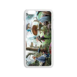 SHEP Alice In Wonderland Case Cover For iPhone 6 Case