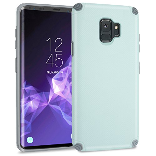 Samsung Galaxy S9 Case,S9 Cover,Fingic Slim Rugged Cover Drop Protection Shock Absorption...