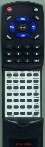 sherwood remote control - 4