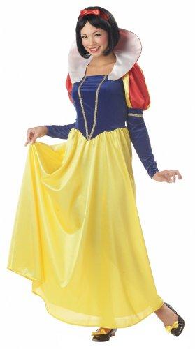 California Costumes Womens Snow WhiteBlueYellow Small Costume