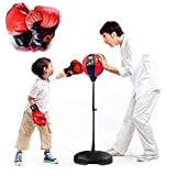 Desk Boxing Sand Bag Speed Ball Training Stress Release Exercise Target Equipment  Outdoor Things Home Training Mens Program Yoga Muscle Plan Gadget Fat Burning Play Pilates Gear