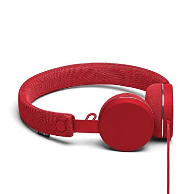 Urbanears HUMLAN The Wash and Wear Headphone - Tomato