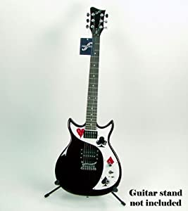 first act cards electric guitar me321 musical instruments. Black Bedroom Furniture Sets. Home Design Ideas