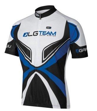 Louis Garneau Equipe Semi-Relaxed Jersey - Short-Sleeve - Men's LG Team Blue, S