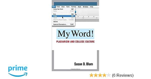 caught plagiarizing in college