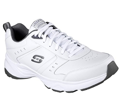 Training Men's Skechers Charcoal White Sneaker Haniger Z778Sq