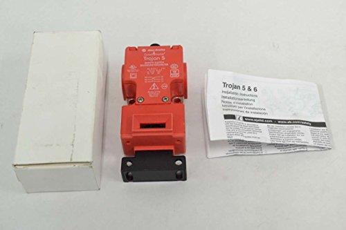 - ALLEN BRADLEY 440K-T11207 GUARDMASTER TROJAN 5 SAFETY SWITCH 240V-AC B341732