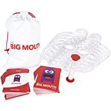 The Big Mouth Game - 10 Medium Mouth Retractors, Mouth Guard Game