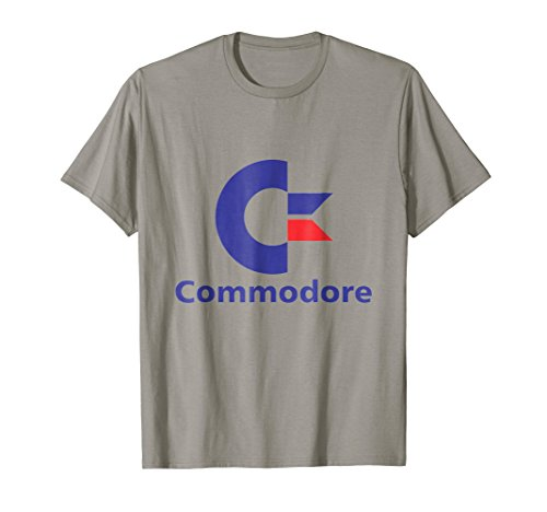 Commodore Computers Logo T-shirt for men or women - 5 colors