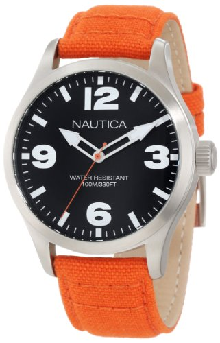 Nautica Men's N11560G BFD 102 Classic Analog Watch
