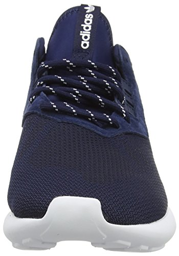adidas Tubular Runner Weave Herren Sneaker Blau (CONAVY/CONAVY/FTWWHT)