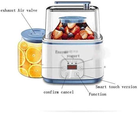 Machine Automatique de Fabricant de Yaourt Custard Yaourt glacé Sorbet Gelato Machine Multifonction Riz vin Liquide yogourt Machine