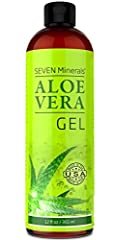 Soothe Your Skin Problems With The Natural Power Of Aloe Vera   Everyone knows that Aloe Vera gel relieves the pain of sunburn. But that's not all. This high quality gel almost immediately soothes all kinds of problems, including bug bites, ras...