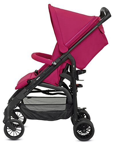 Inglesina Zippy Light Stroller, Sweet Candy Pink by Inglesina (Image #2)