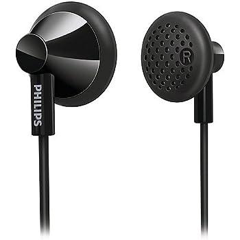 Philips In-Ear Headphones - Black
