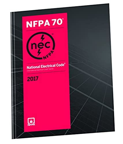 nfpa 70 national electrical code 2017 nfpa national fire rh amazon com Basic Electrical Wiring Diagrams Home Wiring Diagrams Book