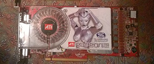 NEW ATI Radeon X1950 XT 256MB PCI-Express Dual DVI Graphics Card - PC Edition - OEM Bulk Pack (Ati Radeon X1950 Xt)