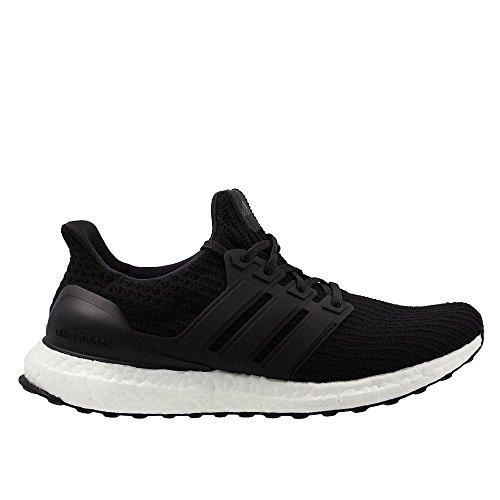 adidas Men's Ultraboost Running Shoes, Grey Black