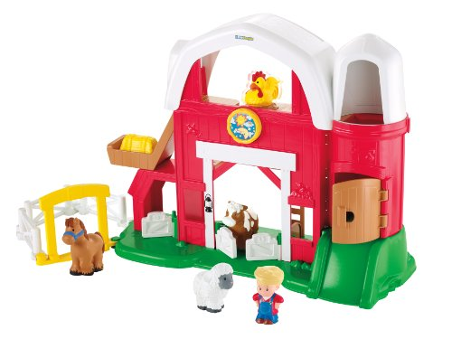 Fisher-Price Little People Fun Sounds Farm ()