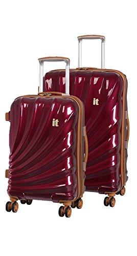it luggage Bolero 8 Wheel Expandable 2-Piece Luggage Spinner Set: 24