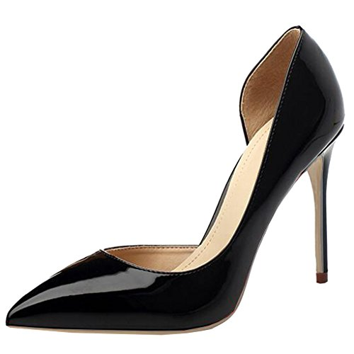 Lovirs-Womens-Pointed-Toe-Sexy-High-Heel-Slip-On-Stiletto-Pumps-Wedding-Party-Plus-Size-Shoes