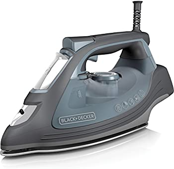 BLACK+DECKER Impact Advanced Steam Iron