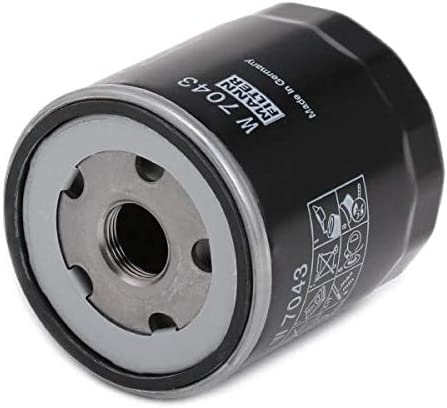 Mann Filter W 7043 Filtre /à Huile