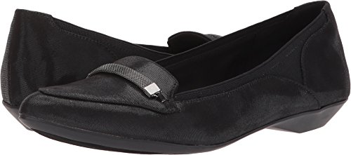 Anne Klein Women's Obree Black/Black 5 M US