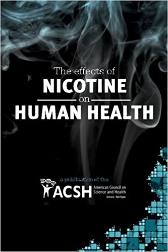 The effects of nicotine on human health: Dr  Murray Laugesen