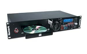 Numark MP103USB lector y grabador de CD - Unidad de CD (MP3, 50 / 60 Hz, 115 / 230, Negro)