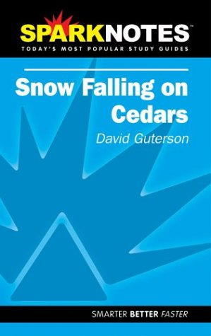 Download Snow Falling On Cedars Sparknotes Literature Guide