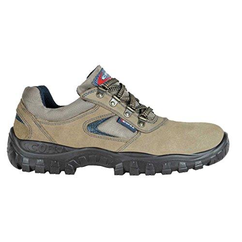 Cofra nbsp;Arbeit Schuhe 00 Braun w36 5 3 TA050� Größe Zenone rrnFq7W