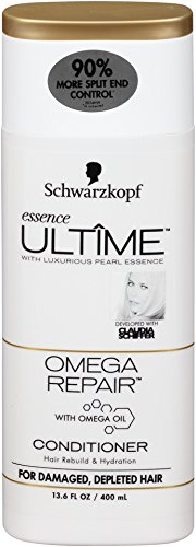 Schwarzkopf Essence Ultime Omega Repair Conditioner, 13.5 (Repair Essence)
