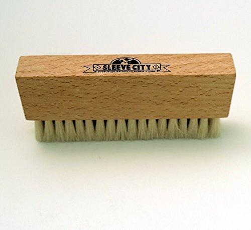 Sleeve City Goat Hair Record Brush