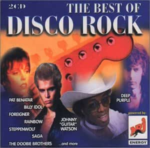 Various - Disco-Rock