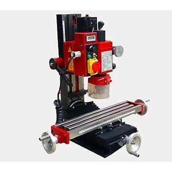 Jet 350017 Jmd 15 Milling Drilling Machine Power